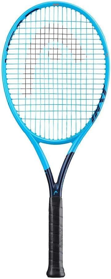 Head Graphene 360 インスティンクト ライト テニスラケット (2019年版) ストリングカラー 青 String 4 Inch Grip