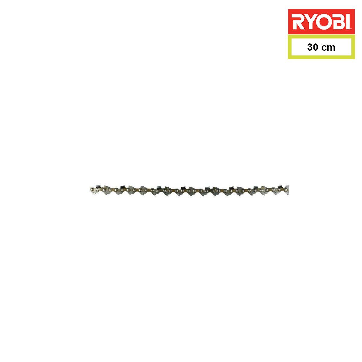 Chaine 30 cm (3,8 - 1,3 mm) pour gamme 36 v Ryobi rac227