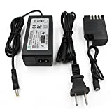 Gonine DMW-AC8 Plus DC Coupler DMW-DCC12 AC Power Adapter Kit (PANASONIC BLF-19 Battery Replacement) for PANASONIC DMC-GH3 DMC-GH4 DMC-GH3K DMC-GH4K and Sigma SDQ SDQH Digital Camera