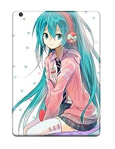 anime shingeki no kyojin mikasa ackerman Anime Pop Culture Hard Plastic iPad Air cases
