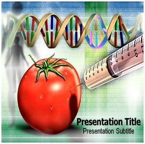 Amazon Com Genetic Engineering Powerpoint Templates