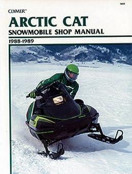 s835 clymer arctic cat snowmobile 1988 1989 shop manual pressure switch wiring diagram 1988 wildcat wiring diagram #8