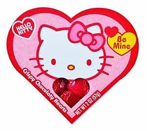 Hello Kitty Heart Shaped Chocolates in a Gift Box
