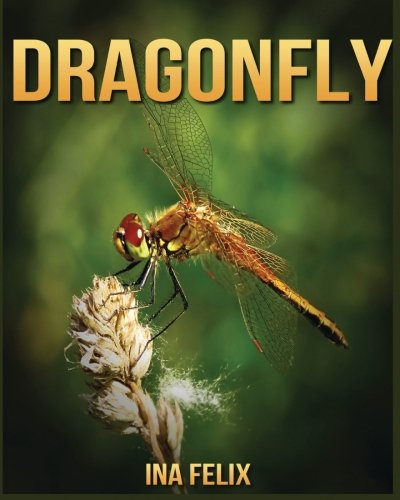 Dragonfly: Children Book of Fun Facts & Amazing Photos on Animals in Nature - A Wonderful Dragonfly Book for Kids aged 3-7 (Dragonflies For Kids)