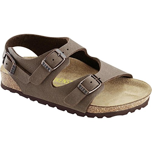 Birkenstock Roma Sandal (Toddler/Little Kid/Big Kid),Mocha,34 EU (3-3.5 N US Big -