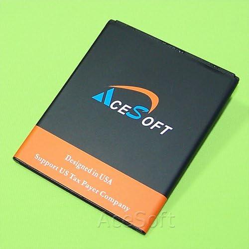 High Capacity 2950mAh Extra Excellent Li-ion Battery for Cricket Motorola Moto E5 Cruise Cellphone