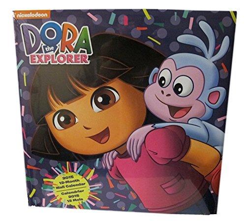 1-x-dora-the-explorer-2015-12-month-wall-calendar-by-viacom
