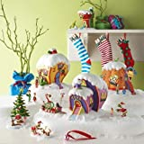 Department 56 Grinch Villages Welcome Christmas Day