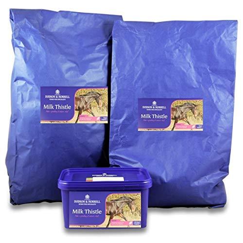 5 kg Dodson & Horrell Milk Thistle for Horses, 5 kg