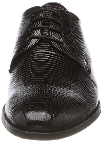 JOOP Daniel Lfu 1, Scarpe Stringate Derby Uomo Nero (Black 900)
