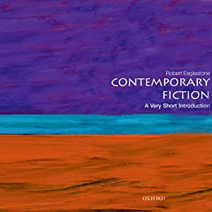 Contemporary Fiction: A Very Short Introduction Audiobook