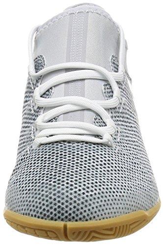 adidas Jungen X Tango 17.3 in J Fußballschuhe Weiß (Footwear White/energy Blue/core Black)