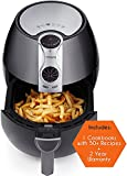 The Cozyna air fryer is the healthiest way to cook your favorite foods such as fries, and hamburger. By allowing you to cook with a spoon or less of oil, the air fryer is the perfect tool to make healthier meals. In average, you will use less...