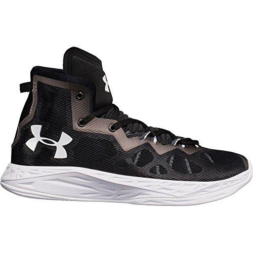 バナナ砦いらいらさせる(アンダーアーマー) Under Armour レディース バスケットボール シューズ?靴 Under Armour Lightning 4 Basketball Shoes [並行輸入品]