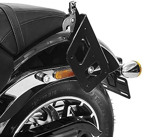 Satteltaschenhalter Quick Kompatibel Für Harley Davidson Breakout Fat Boy 18 20 Links Auto
