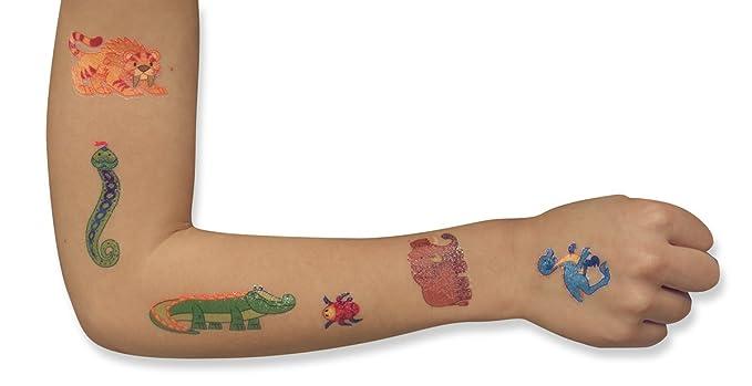 Melissa & Doug - Tatuaje Temporal (12947): Amazon.es: Juguetes y ...