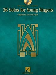 36 Solos for Young Singers by Boytim, Joan Frey (2001) Paperback