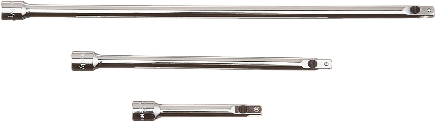 9-43355 Dr 3//8 in Quick Release Extension Bar Set Craftsman 3 pc