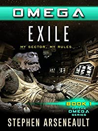 Omega Exile by Stephen Arseneault ebook deal