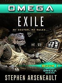 Omega Exile by Stephen Arseneault ebook deal