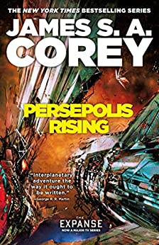 Persepolis Rising (The Expanse Book 7) by [Corey, James S. A.]