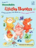 Decodable Little Books, Christine McCormick, 1596472316