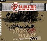 Buy From The Vault: Sticky Fingers Live at The Fonda Theatre 2015 (DVD/CD)