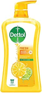 Dettol Anti-Bacterial Body Wash, Fresh, 950ml