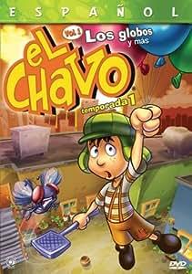 com: El Chavo Animado, Vol. 1: Los Globos y Mas by XENON: Movies & TV