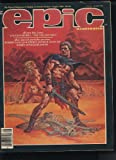 Epic The Marvel Magazine of Fantasy & Science-Fiction August 1983 (Vol 1, No. 19)