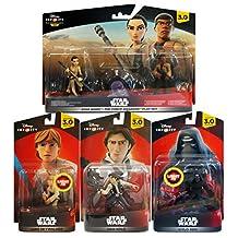 Disney Infinity 3.0 - Star Wars Force Awakens Playset Bundle (4-Pack)