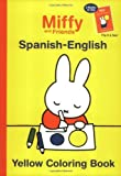 Miffy and Friends: Yellow-Red Coloring Book by Bruna, Dick (2010) Paperback