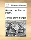 Richard The, James Bland Burges, 1170150403