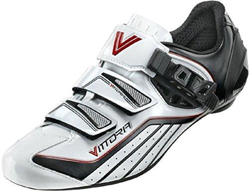 Vittoria Zoom Road Fahrradschuhe Weiß