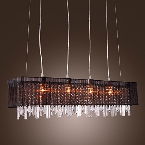 The 8 best chandeliers for dining rooms