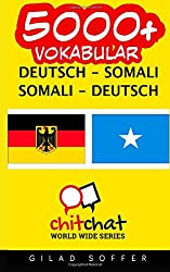 5000+ Deutsch - Somali Somali - Deutsch Vokabular