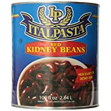 Italpasta Red Kidney Beans, 100-Ounce