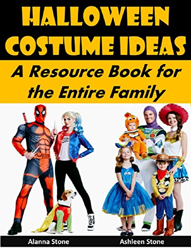 Art Stone Holiday Costumes (Halloween Costume Ideas: A Resource Book for the Entire Family (Holiday Entertaining 22))