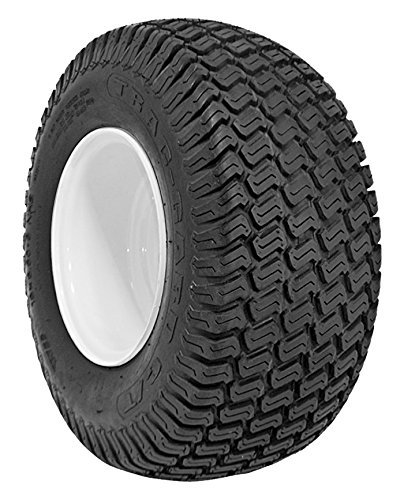 - Trac Gard N766 TURF Lawn & Garden bias Tire-11X4.00-4 66F B/4-ply