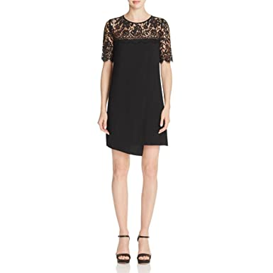 Karen Kane Womens Lace Party Wrap Dress At Amazon Womens Clothing