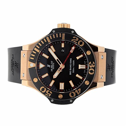 Hublot Big Bang automatic-self-wind mens Watch 322.PM.100.RX (Certified Pre-owned)