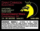 2013 Enlightenment St.Crimson Black Currant Honey