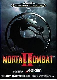 Mortal Kombat (Mega Drive): Amazon co uk: PC & Video Games