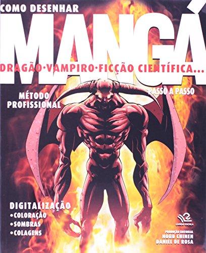 Como Desenhar Manga Dragão, Vampiro
