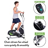 Body Rider Elliptical Exercise Machine, at-Home
