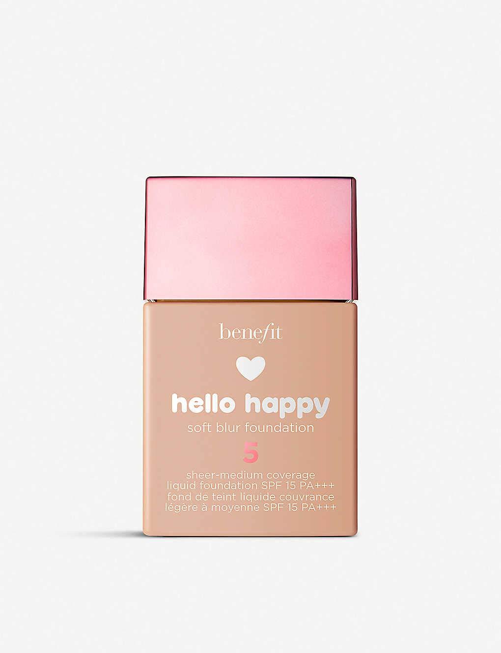 Hello Happy Soft Blur Foundation Shade 5