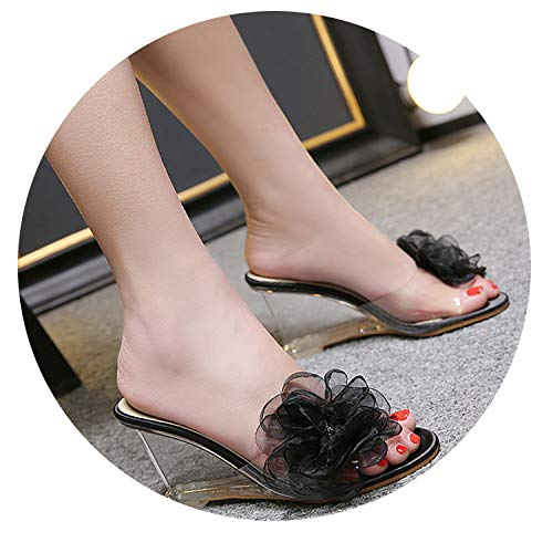 Wild-lOVE Woman Shoes Slipper Summer Slip Wedges Slides for sale  Delivered anywhere in USA