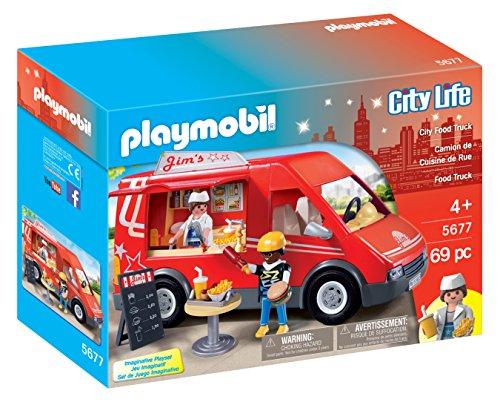 PLAYMOBIL City Food Truck (City Food)