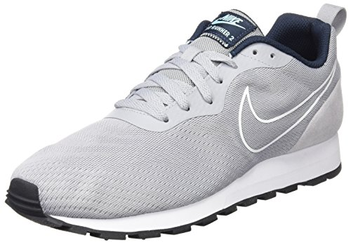 Nike Herren 902815 Sneakers Mehrfarbig (001 Gris Mayo)