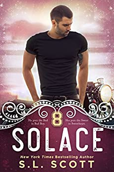 Solace (The Kingwood Series Book 4) by [Scott, S.L.]